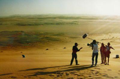 Midas in India, Namibië, Bolivia en Polen (1995)