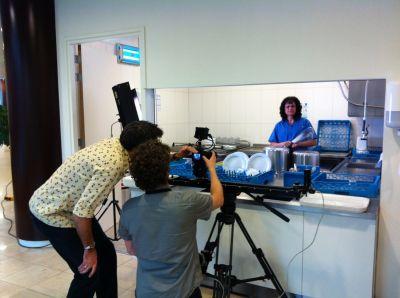 welkomstfilm voor nieuwe medewerkers van ISS Facility Services (2012)