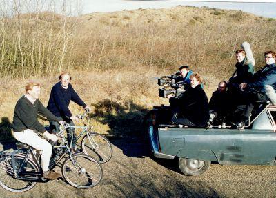 Ivo Niehe met (toen nog) onze Prins (2005)