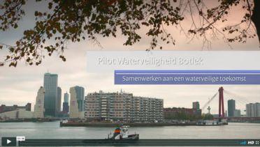 Havenbedrijf Rotterdam Pilot Waterveiligheid Botlek