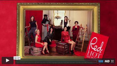 Red's hot women award 2013