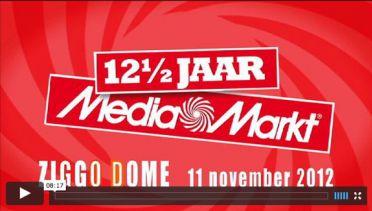 Media Markt 12,5 jaar Ziggo Dome