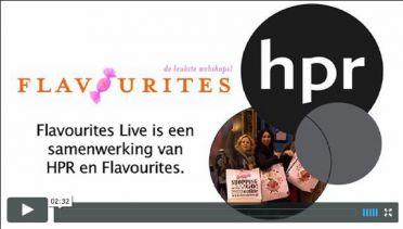 Flavourites LIVE 2012